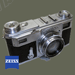 Zeiss Contax II No. J71260